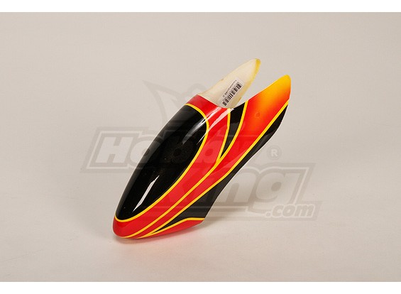 玻璃天蓬为Trex公司-450 Pro的
