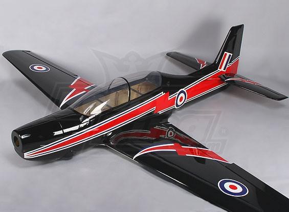 (完整的)短巨嘴鸟RAF 30CC玻璃钢2150毫米(ARF)