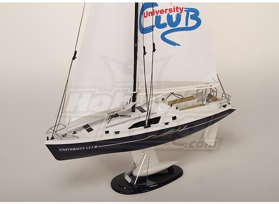 大学俱乐部RC帆船运行准备