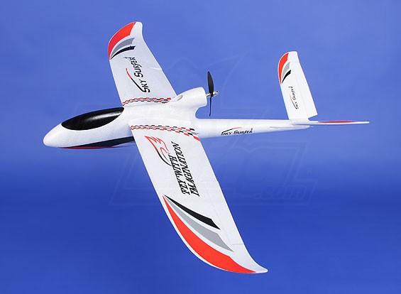 矢量850 V尾滑翔机EPO(PNF)