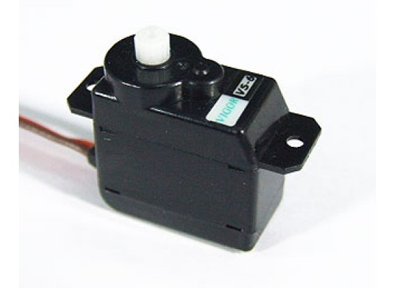 VS66.0克/0.6公斤/ .09sec伺服