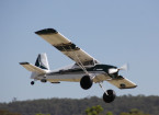 "**Pre-Order** Avios Grand Tundra - Green/Gold 1700mm (67"") Sports Model (PNF)"
