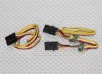 Hobbyking OSD连接线套装
