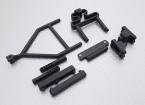 电池支持/保险杠支架F / R  -  A2023T,A2027,A2029和A2035
