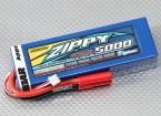 ZIPPY Flightmax 5000mAh的2S1P 30C HARDCASE包(吼准)(DE仓库)