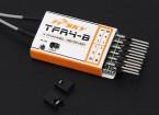 睿思凯TFR4B 2.4GHz的4路地面/空中接收器兼容FASST