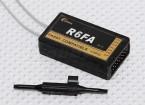 科罗纳R6FA 2.4GHz的FASST兼容的接收机