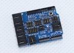 Kingduino传感器屏蔽V4数字模拟模块