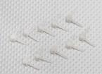 Hobbyking比克斯勒2 EPO1500毫米 - 更换副翼铰链(10片/袋)