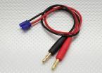 EC2香蕉插头充电导线适配器