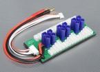 Hobbyking并联充电板对于6包2〜6S(EC5)