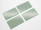 DIY PCB面包板42x25mm(4支/袋)