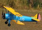 HobbyKing®™斯蒂尔曼PT-17双翼飞机EPO1200毫米(PNF)