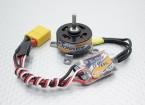 HobbyKing驴ST2204-1700kv无刷动力系统组合