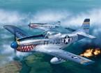 Italeri 1/72比例P-51D野马塑料模型套件