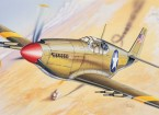 Italeri 1/72比例的P-51野马塑料模型套件
