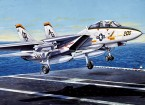 Italeri 1/72比例F-14A Tomcat的塑料模型套件