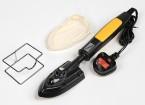 Turnigy110瓦特热封铁与袜子和备用220  -  240V(英国版)