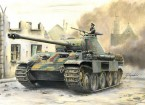 Italeri 1/56规模的德国Sd.Kfz.171豹Ausf.A塑料模型套件