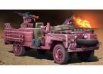 Italeri 1/35规模SAS侦察车粉红豹塑料模型套件