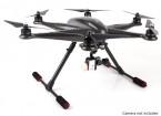 科尔大里H500 GPS Hexacopter与3轴万向节和电池(PNF)