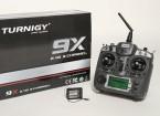 Turnigy 9X 9CH发射W /模块及8通道接收器(模式2)(第2版固件)