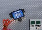 Turnigy™BMS-555MG超薄翼MG伺服4.2千克/ 0.15sec /23克