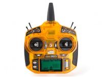 OrangeRx Tx6i Full Range 2.4GHz DSMX Compatible 6ch Radio System (Mode 2) EU/UK Version