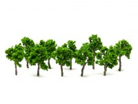 HobbyKing Model Railway Scale Trees 40mm (10 pcs)