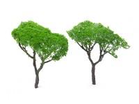 HobbyKing Model Railway Scale Trees 100mm (2 pcs)