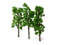 HobbyKing Model Railway Scale Trees 80mm (3 pcs)
