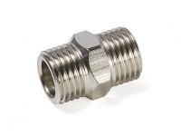 A6(silver)1/4'' BSP male-1/4'' BSP male