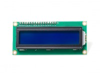 Kingduino IIC/I2C 1602 Blue Screen LCD Module