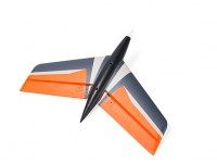 H-King SkySword 1200 Orange EDF Jet - Tail and Elevator