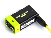 Znter ZNT-9V 9V USB Rechargeable LiPoly Battery (1pc)