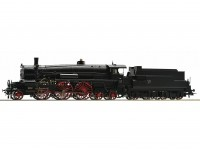 Roco/Fleischmann HO 2-6-4 Steam Locomotive 16.20 OB w/Sound (DCC Ready)