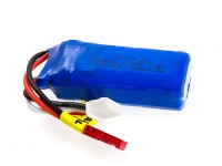 WL Toys K989 1:28 Scale Rally Car - 7.4v 400mAh LiPo Battery K989-60