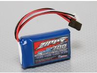 ZIPPY Flightmax 6.6V 700mAh的磷酸铁锂5C接收机包