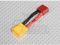 男XT60 < - >女T型连接器(1个/袋)
