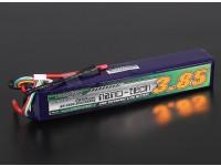 Turnigy纳米技术3850mah 10S 65〜130℃的脂微球包