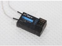 睿思凯TFR4 4通道2.4GHz的表面/储气罐FASST兼容
