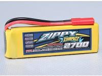 ZIPPY紧凑2700mAh 3S 35C前列包