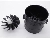 12刀片高性能90毫米EDF涵道风扇单元