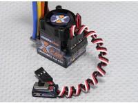 HobbyKing®™的X车45A无刷汽车ESC(带传感器/传感器)