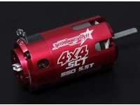 Turnigy TrackStar SCT 5.5T带传感器的无刷电机3750KV(550大小)
