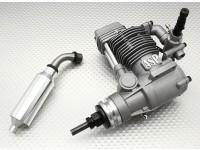 ASP FS52AR四冲程发动机发光