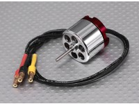 Hobbyking比克斯勒2 EPO1500毫米 - 更换无刷电机(1300kv)