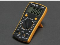 Turnigy 870E数字万用表瓦特/背光显示屏