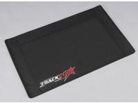 TrackStar橡胶R / C工作垫(640毫米x 400毫米)