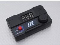 对于Turnigy LED伺服测试4伺服的